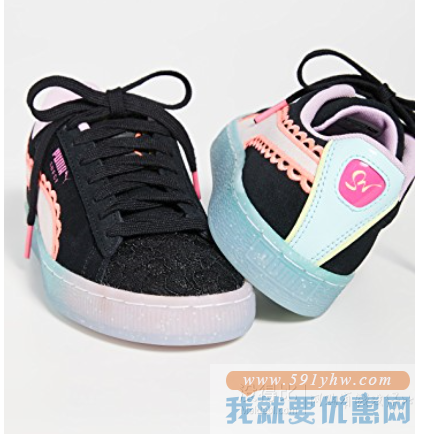 折合242.55元 PUMA Suede Sophia Webster 运动