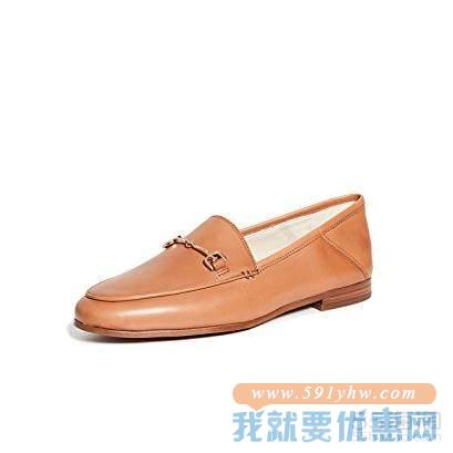 Sam Edelman Loraine Loafers 棕色乐福鞋