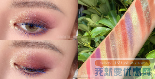 Anastasia Beverly Hills X Jackie Aina 合作款14色眼影9.8g 折合238.56元